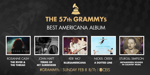 Grammy nomination